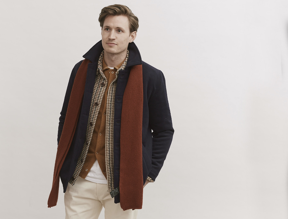 Contemporary menswear brand Percival secures growth capital investment