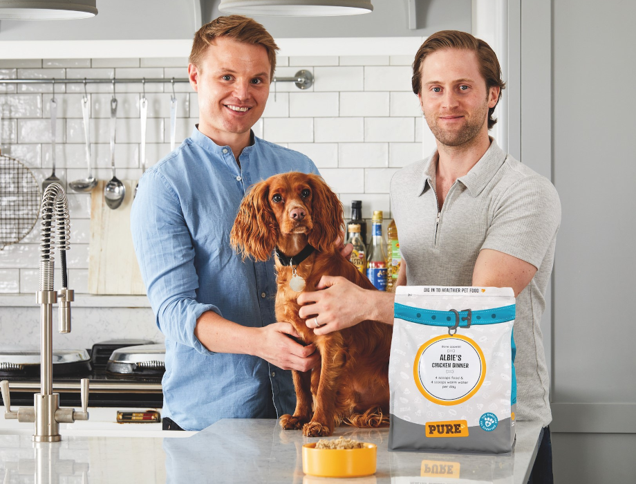 Natural pet food company raises multi-million investment